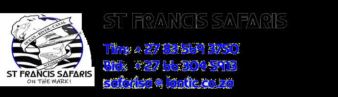 St Francis Safaris